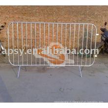 systèmes de clôtures temporaires