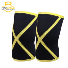Wholesale Factory Compression Elastic Cotton Knee Sleeve