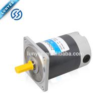 Motor eléctrico cepillado del engranaje de la CC del imán permanente del alto esfuerzo de torsión 12w 24v