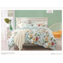 Baratos preço algodão Bedlinen Floral Impresso para Home Design
