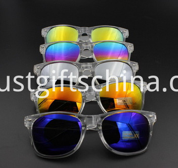Promotional Multicolor Sunglasses