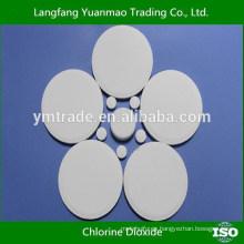 Favoritos Comparar la tableta de dióxido de cloro de purificación de agua (CLO2)