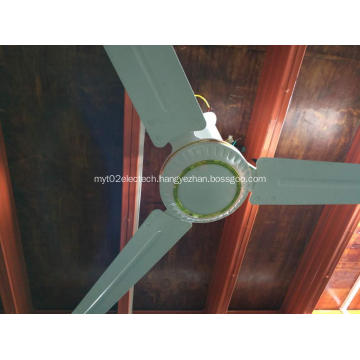 12V56 inch DC ceiling fan with metal shell