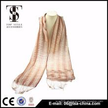 Junge Dame 2015 neue Produkt beliebten Quaste Schal