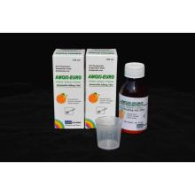 Amoxicillin pour 500mg / 5ml Suspension orale BP