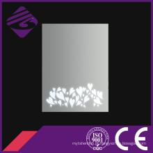 O diodo emissor de luz de iluminação claro de prata o mais novo do espelho do banheiro do projeto do hotel Jnh232