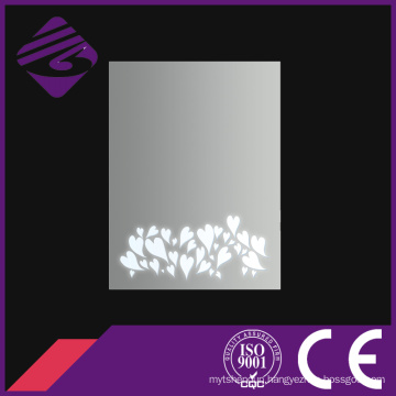 Jnh232 Newest Clear Silver Illuminating Hotel Project Bathroom Mirror LED
