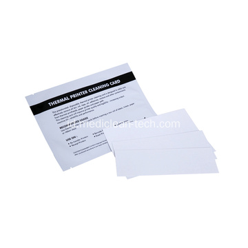"Periksa Scanner Cleaning Cards 2.5 ""x6"" untuk Panini Canon"