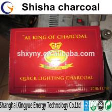 Carvão Quick Lite para hookah / shisha