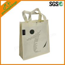 saco de compra não tecido Saco de compra reutilizável Eco amigável sacos de compras