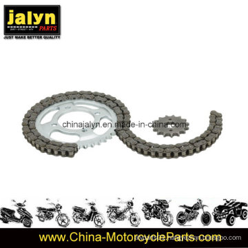 Motorcycle Sprocket and Chain for Italika Forza 125 38t/15t, 428X108L