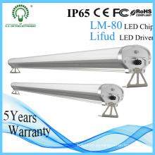 Alta CRI alta luminosa Epistar 30W tubo LED Tri-prueba de luz