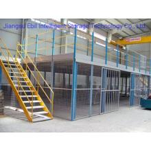 Ebil-Heavy Duty Storage Steel Platform Powder Coated Steel Q235B