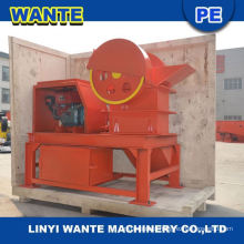China manufacture CE and ISO authenticate mobile mini diesel protable jaw crusher
