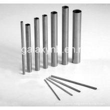 Tubos de 7 Gr titanio de alta calidad