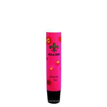 7мл бальзам для губ контейнер косметический мягкая пластиковая туба для блеска для губ