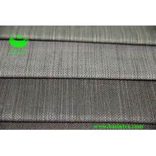 100% poliéster tecido de linho falso (BS6003)