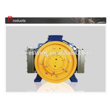 Popular más popular máquina de tracción gearless de 320kg