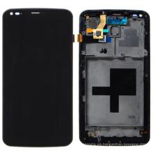 Pantalla de teléfono móvil para LG G Flex D950 D955 D958 D959 con Touch Frame Assembly