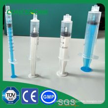 Luer Slip and Luer Lock Auto Disable Syringe