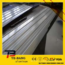 6061 T6 tôle ondulée TB RF001