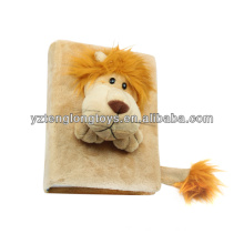 2015 New type custom cute Animal Plush Photo Album For Baby