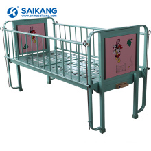 X05 Cheap Metal Children Cartoon Bed
