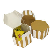 Mejor y paciente de buena calidad Venta de papel bien caja de alimentos