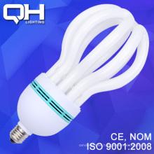 Caliente venta nuevo 6U Lotus lámpara ahorro de energía 85W E27