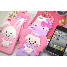 Neuer kommender Gummisilikon-Kasten für iPhone 5