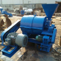 Coal pulverizer burner for hot mix asphalt plant