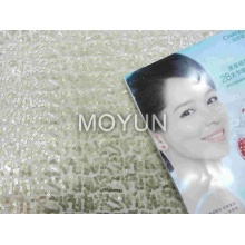 POLY MESH WITH 4MM SQUARE SEQUIN EMBROIDERY 50 52""