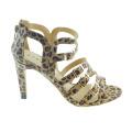 Brand dernière conception talons hauts chaussures à manches courtes femmes 2016 femmes sandales d'été confortables