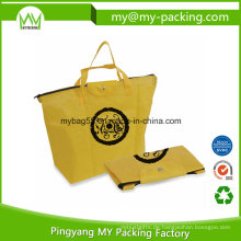 Eco-Foldaway PP Non Woven Werbeartikel Einkaufstasche