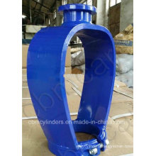 Metal Guard Handle for O2/Helium/Argon/CO2/N2 Gas Cylinders 10L~68L