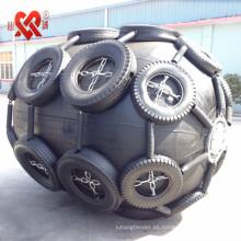 Venta al por mayor del neumático y de la cadena Yokohama defensa del muelle de goma