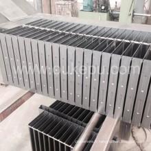 Fabricant de la Chine appuie sur radiateurs acier, radiateurs de transformateur de puissance, types de radiateur transformateur