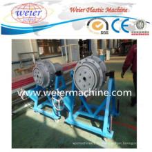 Plastikrohr-Verdrängungsmaschinen-Fertigungsstraße für HDPE LDPE PET