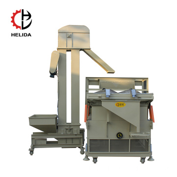 High Quality Large Capacity Grain Destoner Dijual!