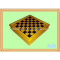 Wholesale multi chess set 5 in 1 game set with wooden box