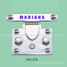Zinc Alloy Accessories, Hardware Logo