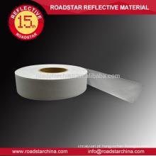 Alto brilho 100% algodão tecido retardante de chamas reflexivo