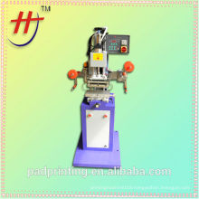 Hengjin factory automatic hot foil printing machine for flat articles