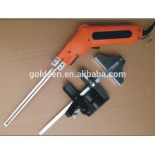 Herramienta de corte profesional de la espuma de mano 190W Cuchillo eléctrico portable GW8121 del cortador de la espuma del EPS de la herramienta