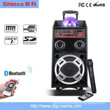 Exquisite Multimedia Wireless Bluetooth Trolley Mini China Manufacturer Cheap Speaker