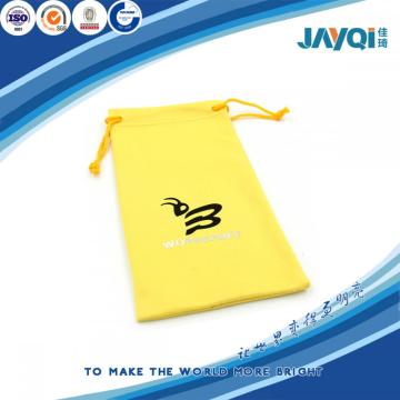 Screen Printing Microfiber Suede Sunglasses Pouch