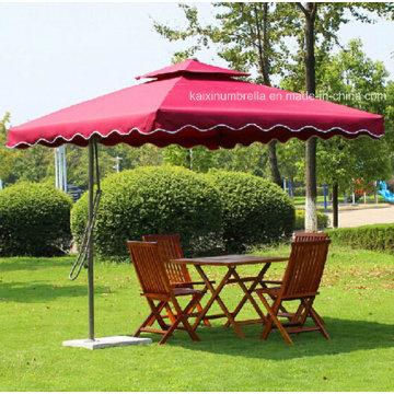 Рекламная реклама Наружный садовый зонт