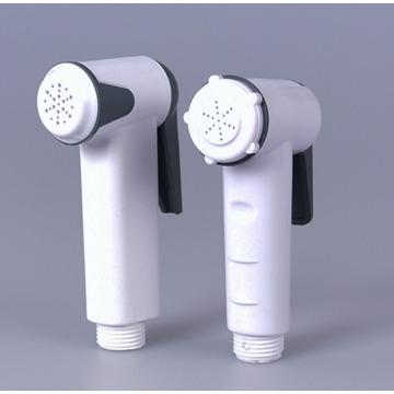 Полированные белые аксессуары для ванной комнаты Биде спрей