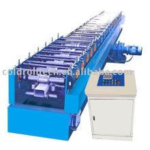 Quadratische Rohr-Rolle, die Maschine bildet
