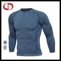 Kundenspezifische Jugend-neue Entwurfs-Kompressions-Hemden für Männer